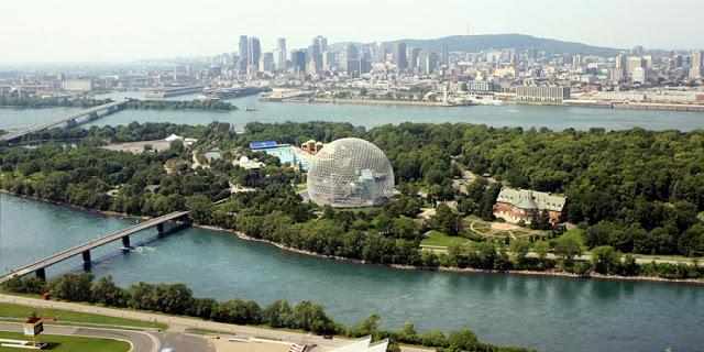 Biosphère em Montreal