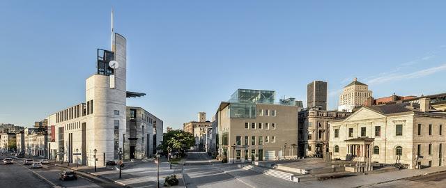 Pointe-à-Callière Museum em Montreal