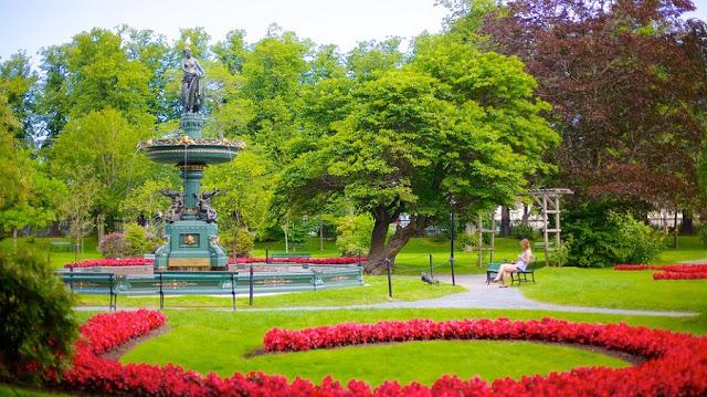 Primavera em Halifax