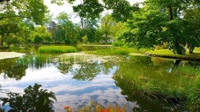 Jardins Públicos de Halifax