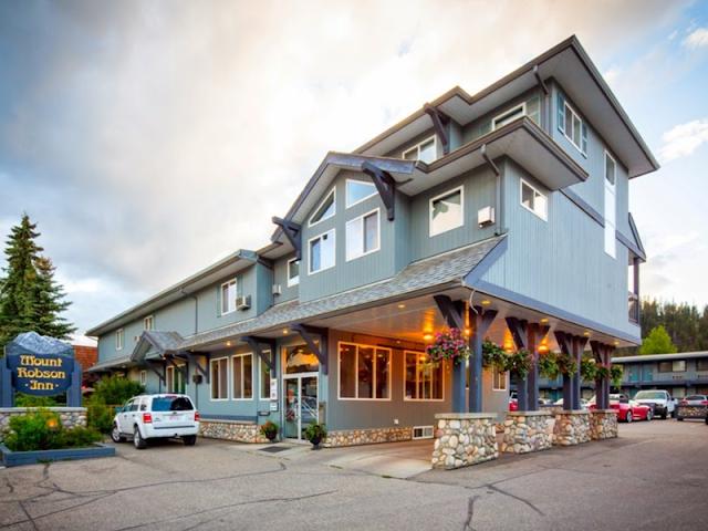 Hotel Mount Robson Inn em Jasper