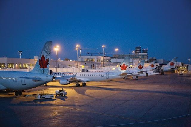Como ir de Montreal a Ottawa de avião