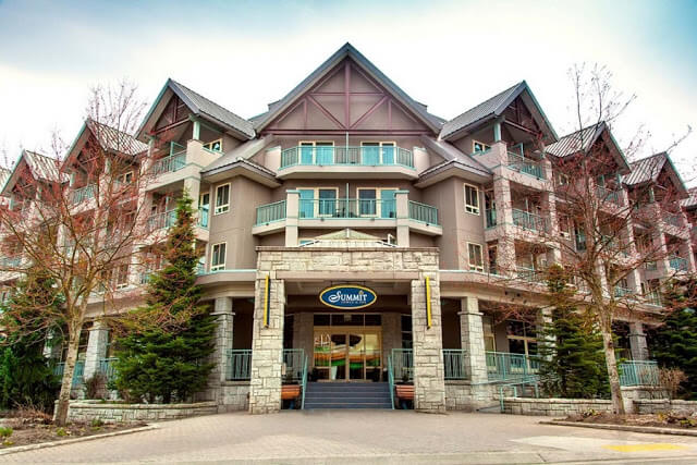 Summit Lodge Boutique Hotel em Whistler