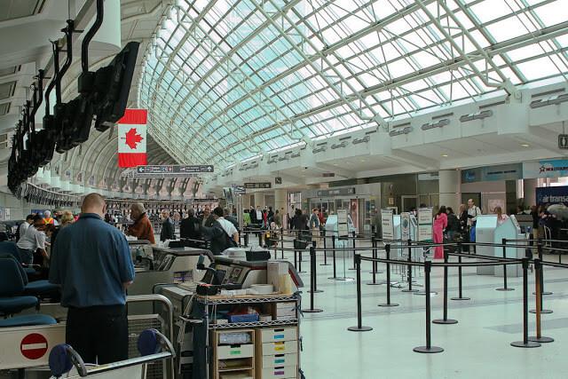 Aeroporto Internacional Pearson de Toronto