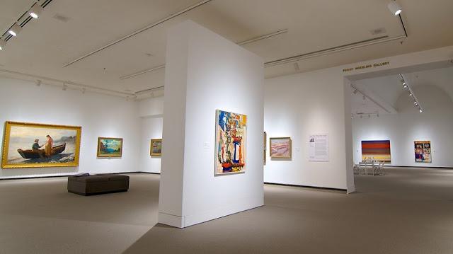 MacKenzie Art Gallery em Regina