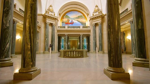 Parlamento de Saskatchewan em Regina