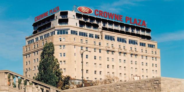 Hotel Crowne Plaza na Niagara Falls