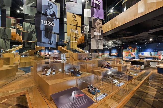 Bata Shoe Museum em Toronto