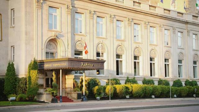 Radisson Plaza Hotel Saskatchewan em Regina