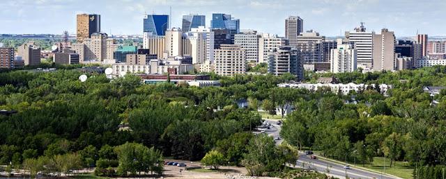Regina no Canadá
