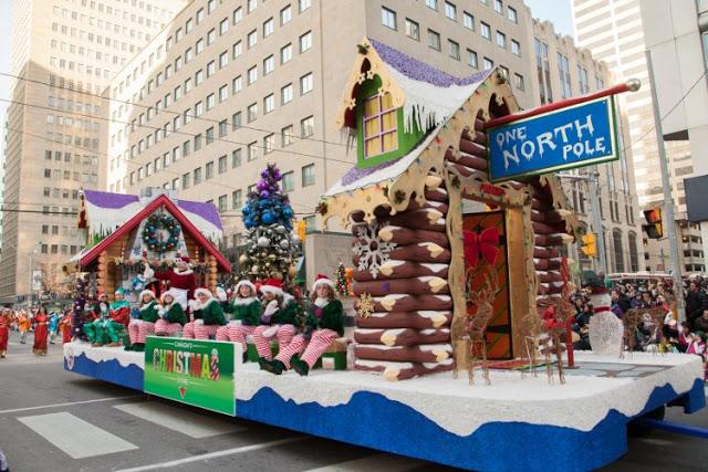 Santa Claus Parade em Toronto