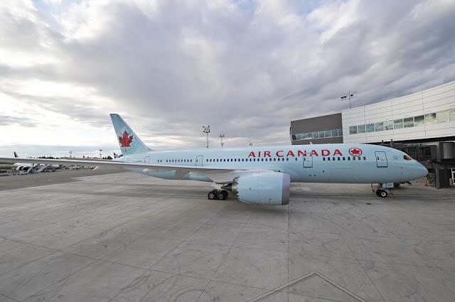 Tempo de avião até Edmonton