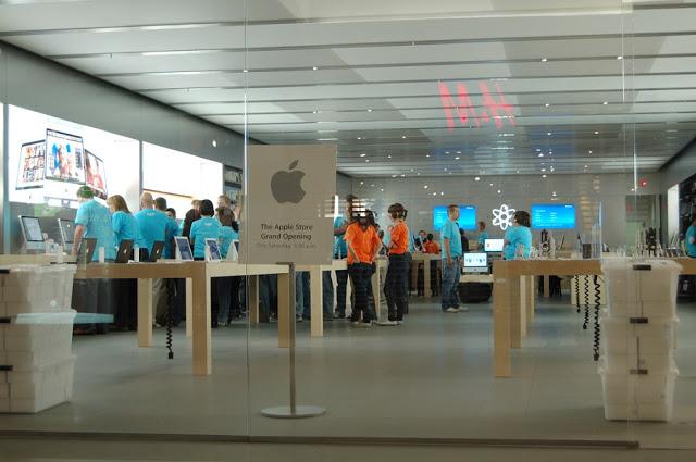 Apple em Calgary