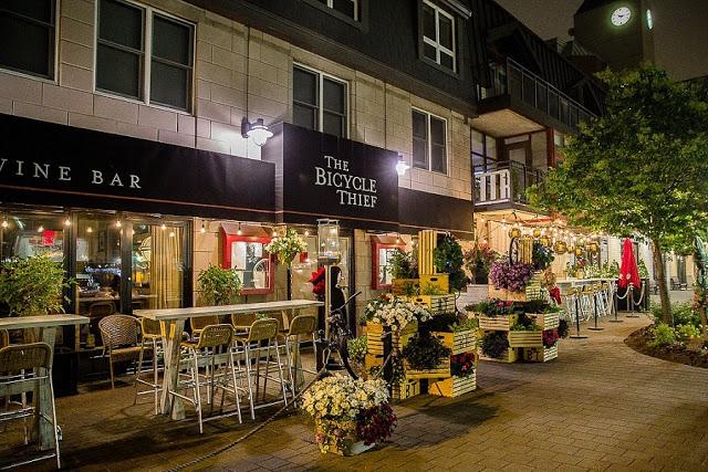 Restaurante The Bicycle Thief em Halifax