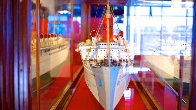 Museu Marítimo do Atlântico em Halifax