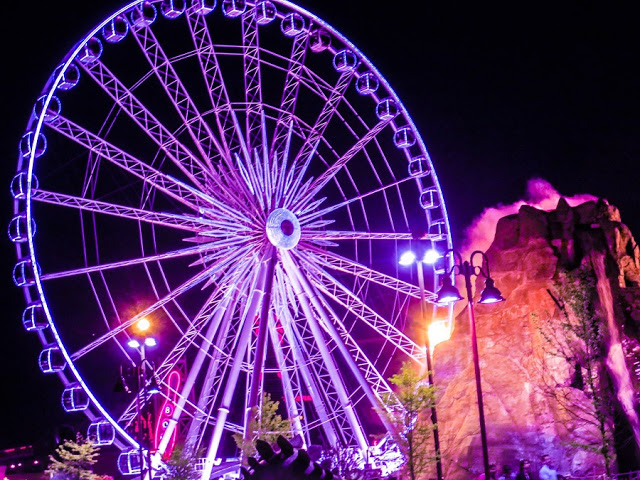 Niagara Skywheel em Niagara Falls