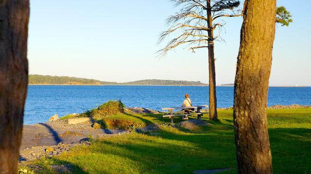 Point Pleasant Park em Halifax