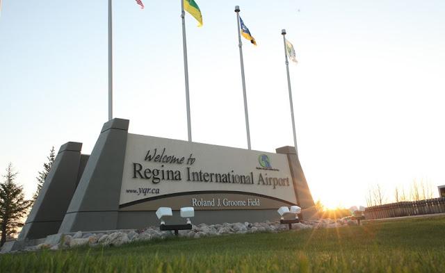 Aeroporto Internacional de Regina (YQR)