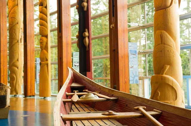 Squamish Lil'wat Cultural Centre em Whistler