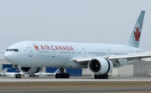 Tempo de avião até Regina