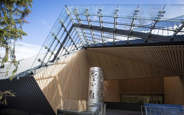 Audain Art Museum em Whistler