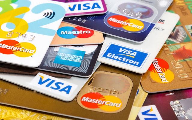 Cartão de crédito - Como levar dinheiro para Niagara Falls