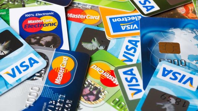 Como levar dinheiro para Winnipeg - Cartão de crédito