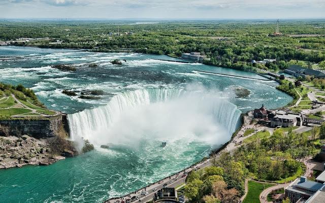 Quanto levar de dinheiro para Niagara Falls