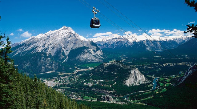 Banff no Canadá