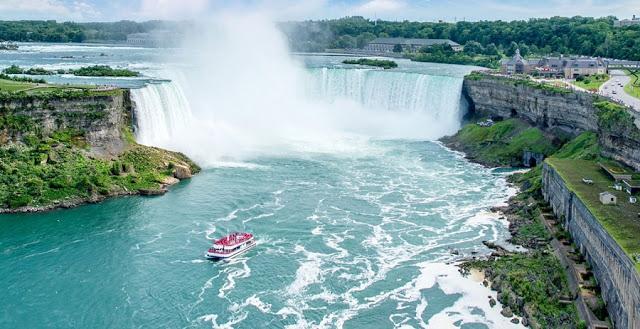 Quanto tempo ficar em Niagara Falls