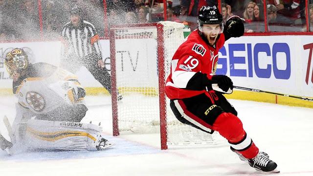 Assistir a um jogo de hóquei do Ottawa Senators