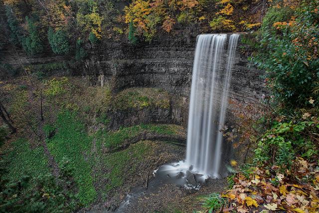 Tews Falls no Canadá
