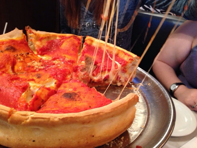 Chicago Style Pizza Shack em Hamilton