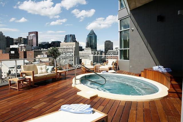 Hotel Le Crystal em Montreal