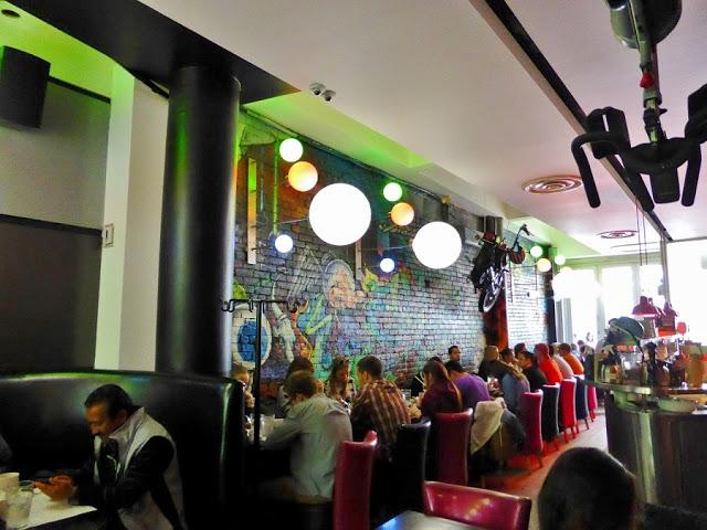 Restaurante L'Avenue em Montreal