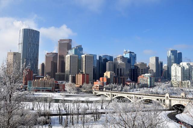 Qual é a época mais barata para ir para Calgary