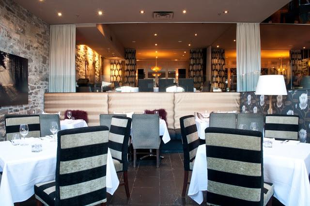 Restaurante Eighteen em Ottawa